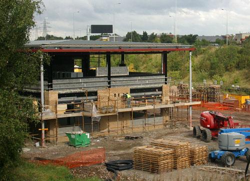 building civil engineering in progress #1
