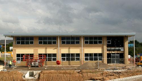 building civil engineering in progress #2