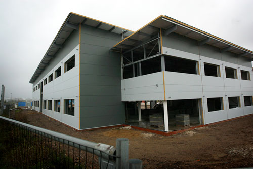 modular offsite construction example